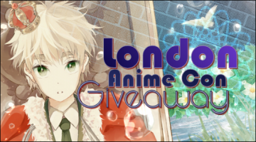 London Anime Con Giveaway!
